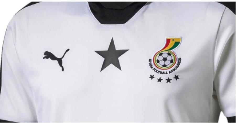 new concept 8bad9 cfbab AFCON 2017: Ghana Black Stars jersey re-designed
