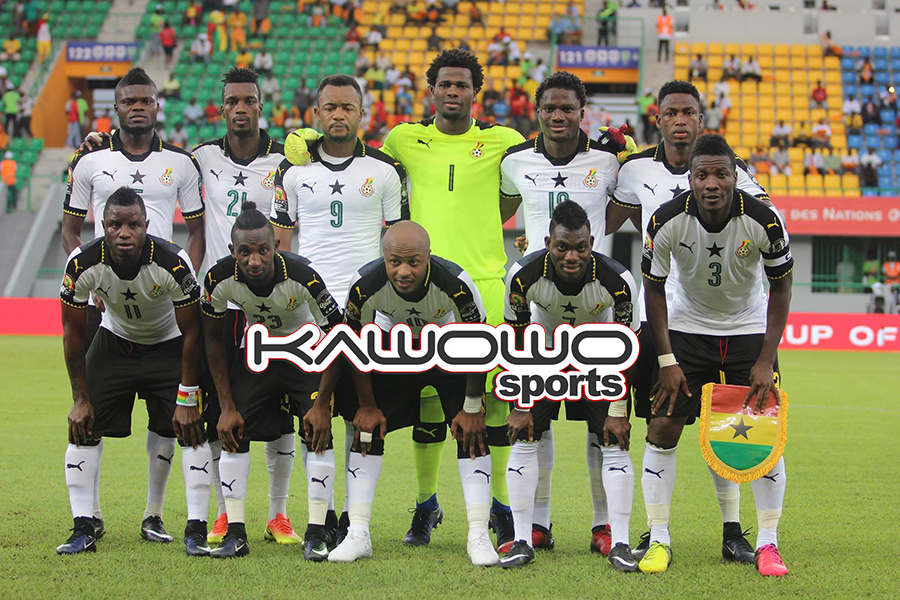 Ghana prepares for FIFA World Cup qualifier against Congo