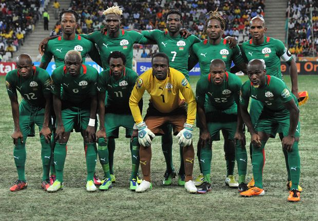 Burkina Faso secures a 1-1 draw with Cameroon
