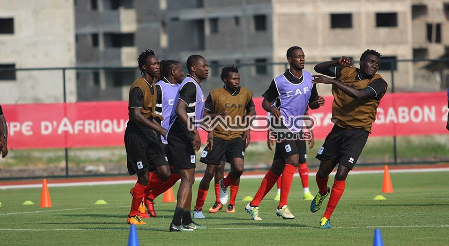 AFCON 2017: Grant repeats same squad for Mali encounter