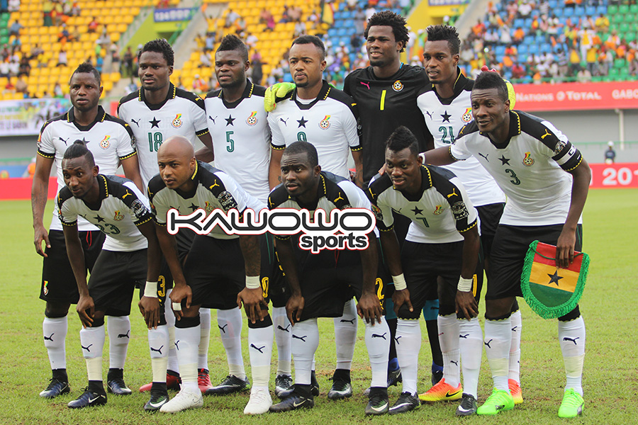 Ghana eye place in Afcon knockout round