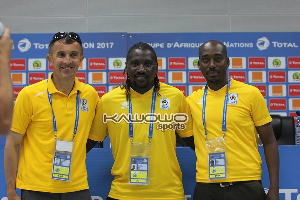 AFCON 2017: Ghana beats Uganda 1-0