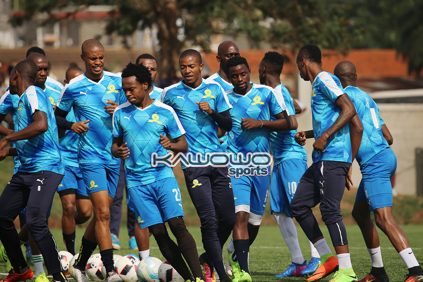 CAF Confederation Cup: Rivers United get tough group draw