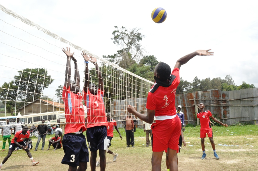 Schools, Clubs fired up for Joan Cox tourney at Gayaza High School
