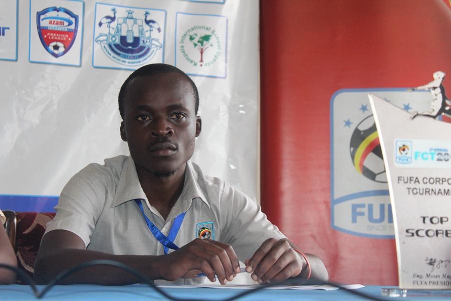 Byekwaso to handle team Uganda Hippos #Uganda Bashir Mutyaba