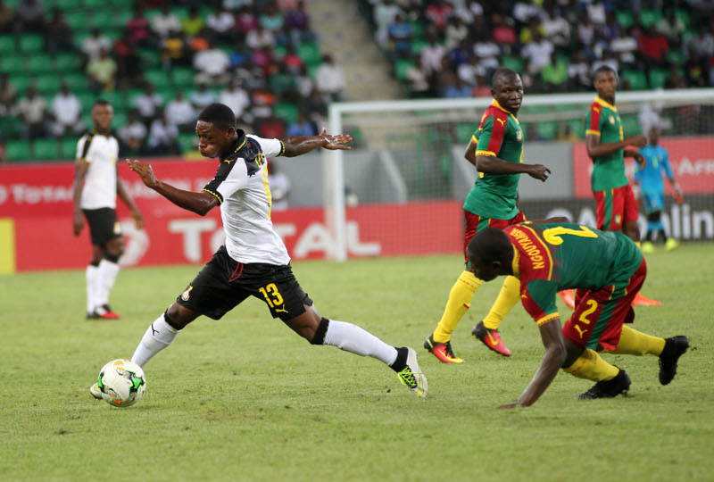 Paa Kwesi Fabin wary of Gabon threat