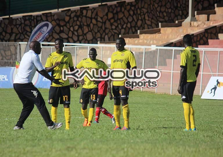 Onduparaka beats SC Villa, Wakiso Giants to Mbabazi signature #Uganda Mbabazi issues instructions