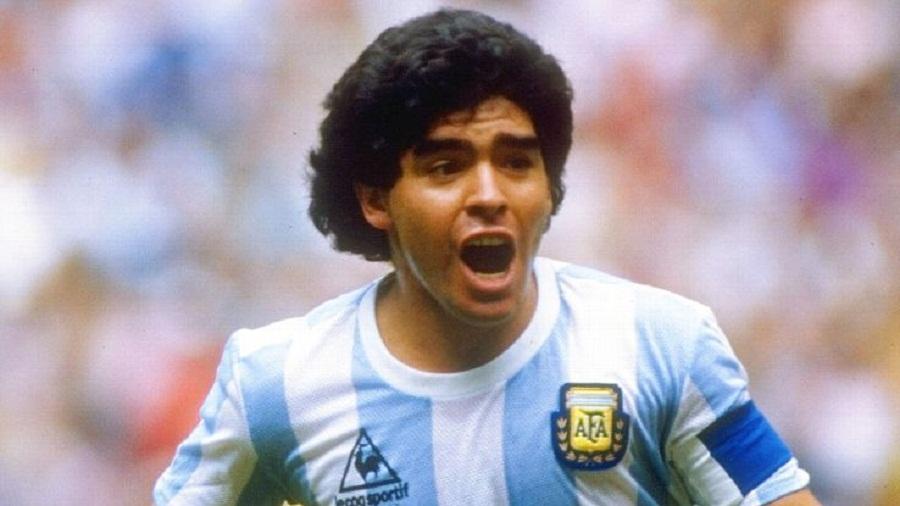 Maradona Backs VAR System That Would've Changed 'Hand Of God' Goal
