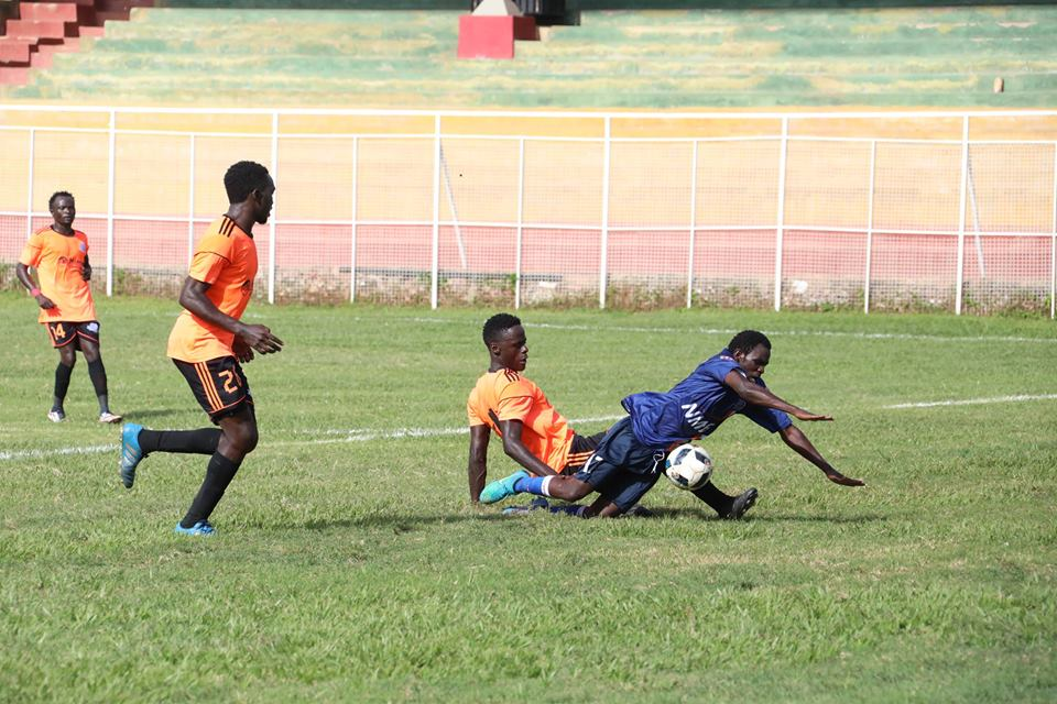 Azam F C concludes Ugandan tour with victory over Vipers