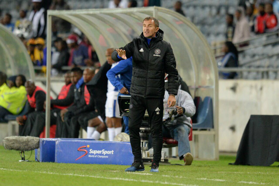Orlando Pirates coach Micho remains 'silent' on Shaban deal