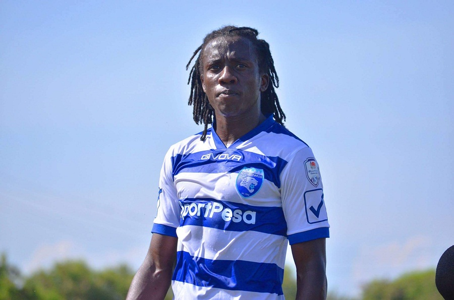 Cape Town City announce the signing of Allan Kateregga