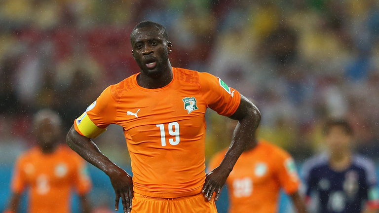 Man City's Toure keen to make worldwide return