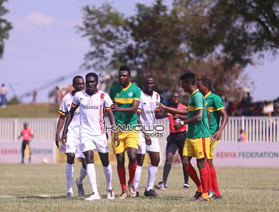 Nsibambi Grabs Late Equalizer For Nine Man Uganda Cranes