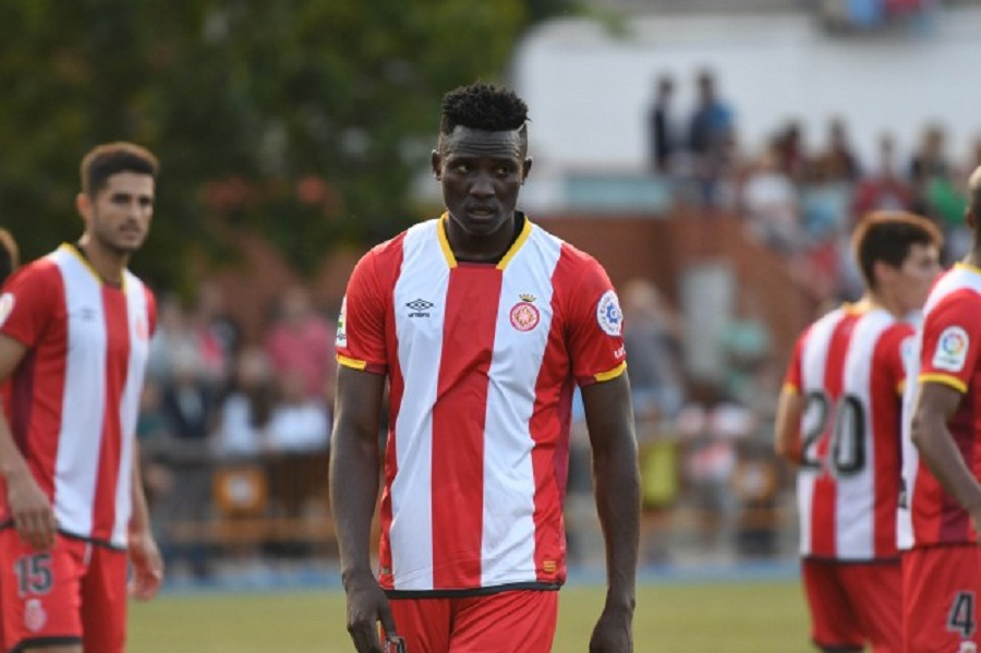 Girona's Michael Olunga becomes first Kenyan to score La Liga hat-trick
