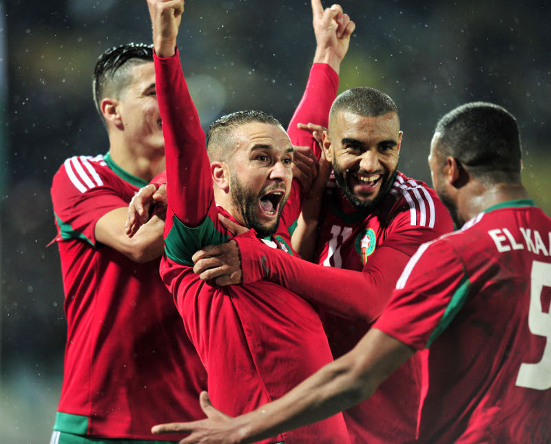 Morocco's Atlas Lions devour Eagles in CHAN final