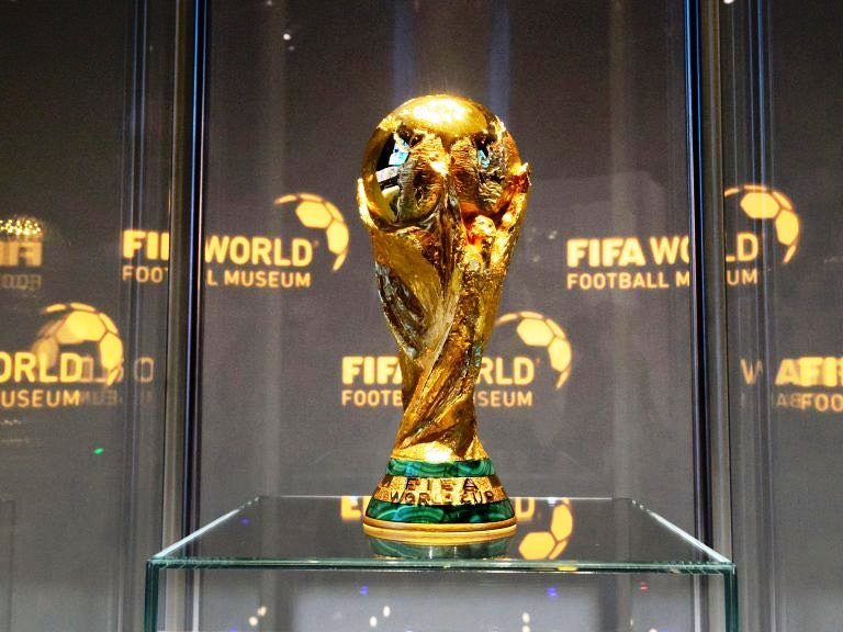 President Muhammadu Buhari to receive the FIFA World Cup Trophy in Abuja