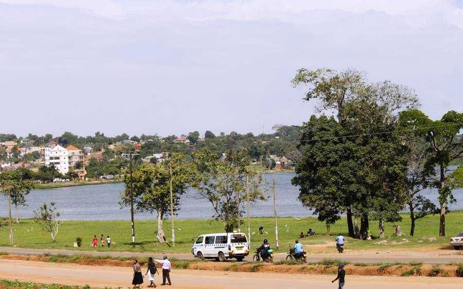 FUFA set to construct standard beach soccer stadium at Aero beach, Entebbe #Uganda Kitubulu 900x563