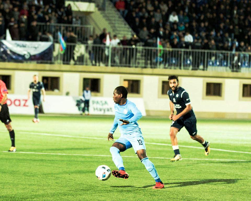 Miya scores, creates in Sabail's victory on the road | Azerbaijan Premier League
