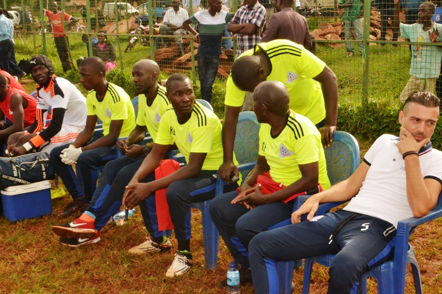 vipers fail to carry players licenses away to bul in jinja