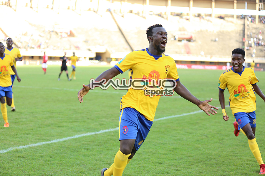 Uganda's KCCA FC defeat Egypt's Al Ahly in CAF Champions League tie