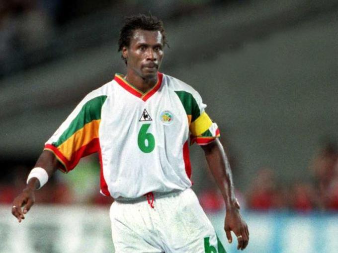 Senegal's Cisse not underrating Kenya and Tanzania #Uganda CisseAliou