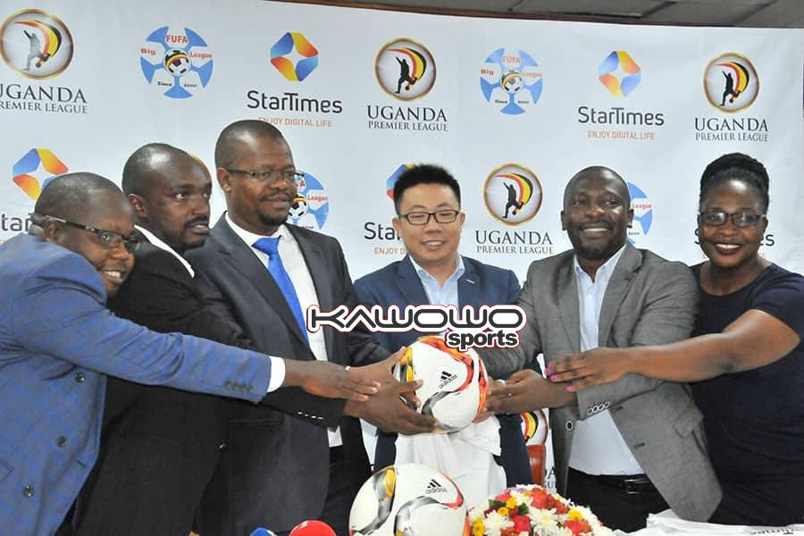 StarTimes are new Uganda Premier League, FUFA Big League