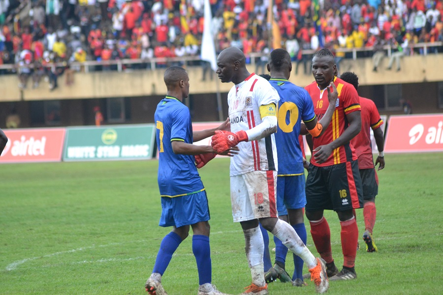 Image result for AFCON+Uganda 3-0 Lesotho