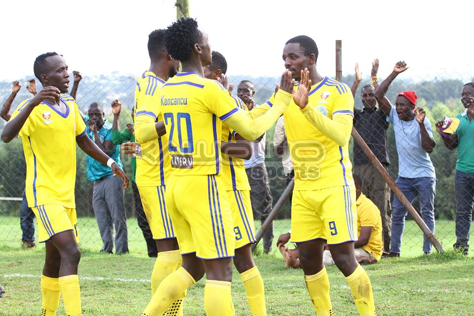 bright stars keen to complete a double over debutants