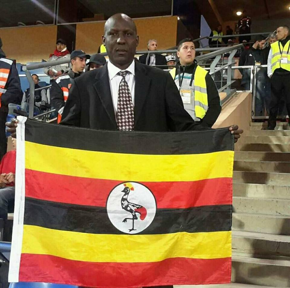 CAF hands security guru Okello two high profile matches in March 2019