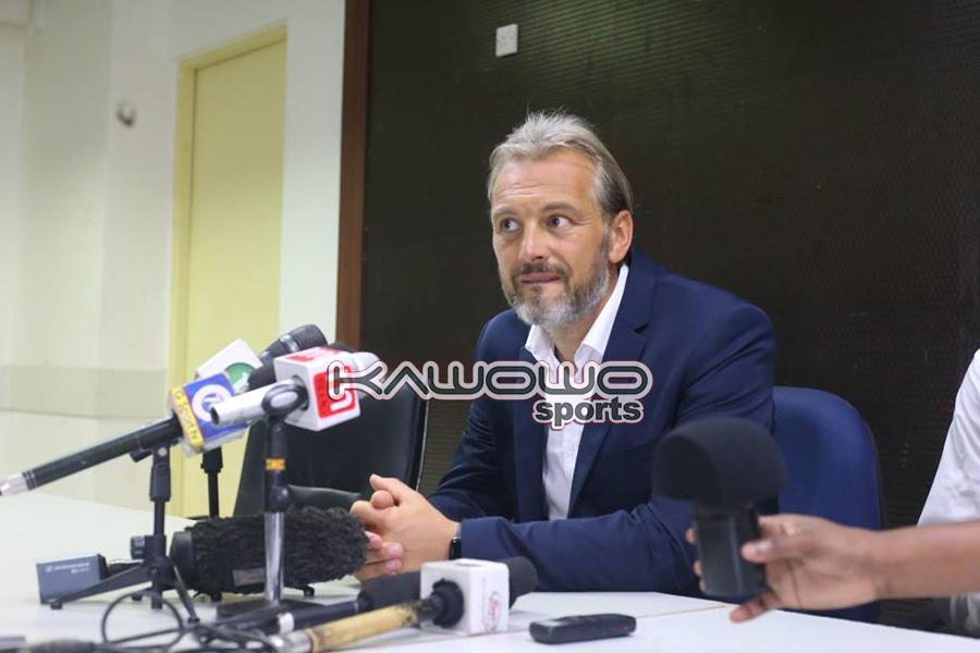 Desabre names Uganda Cranes final 23 man squad for AFCON 2019