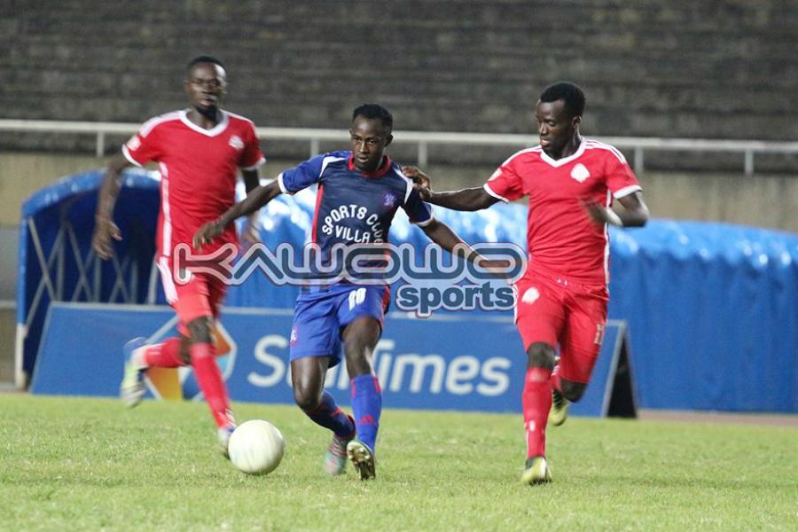 Midfielder Wangi follows Basena in Rwanda #Uganda jb pius wangi sc villa