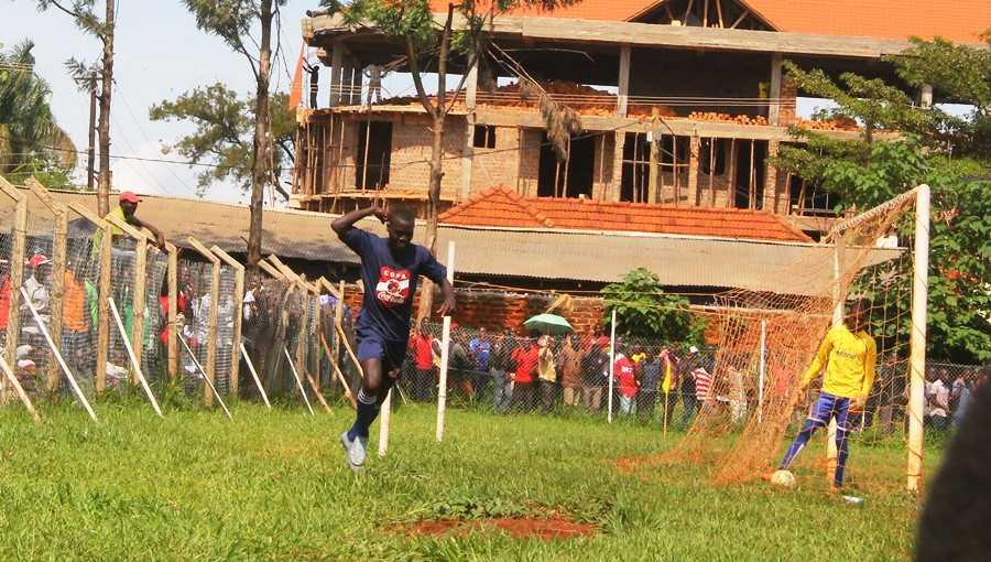 FUFA Technical team summons 30 players for 2019 CECAFA U-20 Tourney #Uganda Charles Lwanga celebrates his strike 900x510