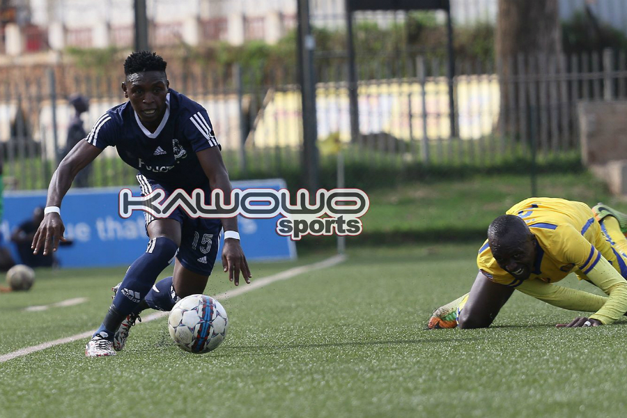 Willa agrees terms with Vipers despite KCCA early interest #Uganda jb paul willa police vs ura