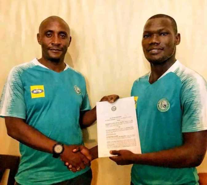 Onduparaka beats SC Villa, Wakiso Giants to Mbabazi signature #Uganda Charles Livingstone Mbabazi Anthony Afeti 673x600