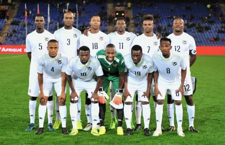 Namibia head coach Mannetti confirms the 23 Warriors for AFCON 2019 #Uganda Namibia