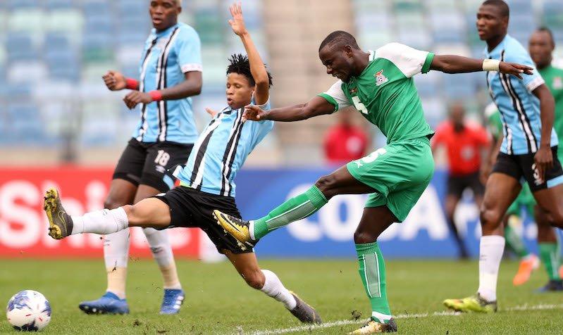 How Zambia won the 2019 COSAFA Championship #Uganda Tapson Kaseba shoots