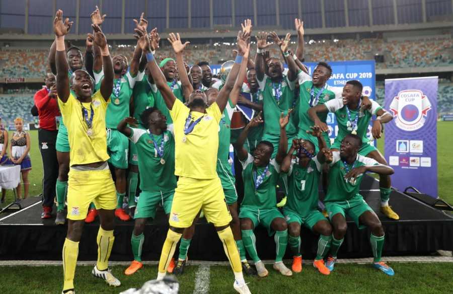 How Zambia won the 2019 COSAFA Championship #Uganda Zambia COSAFA 2019 900x584