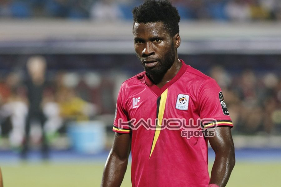 Ssozi, Odong and Kigozi earn maiden Uganda Cranes summons #Uganda Allan Kyambadde1 900x600