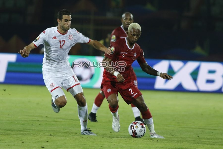 Tunisia shoot down Madagascar to qualify AFCON 2019 semi-final slot #Uganda Charles CHARLOUS 900x600