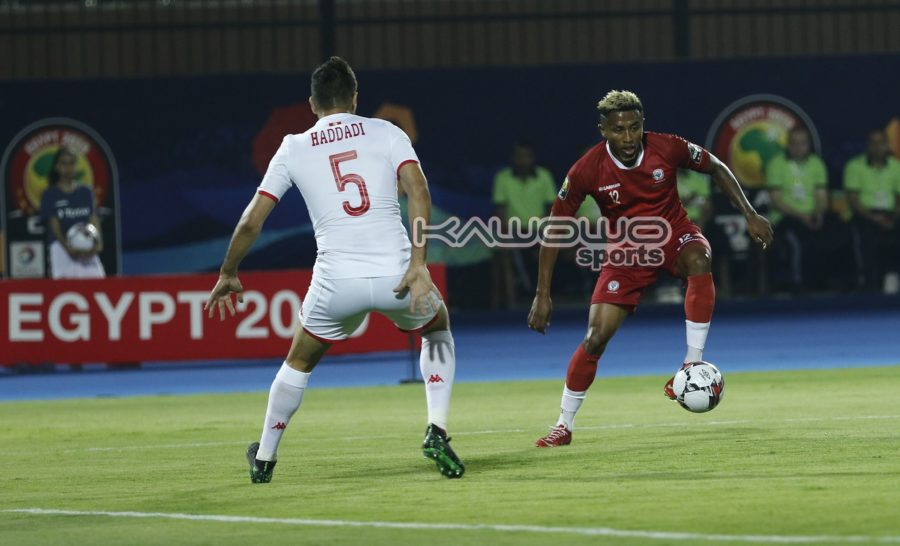 Tunisia shoot down Madagascar to qualify AFCON 2019 semi-final slot #Uganda Lalaina 900x546