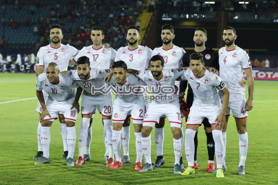 Tunisia shoot down Madagascar to qualify AFCON 2019 semi-final slot #Uganda Tunisia XI 900x600
