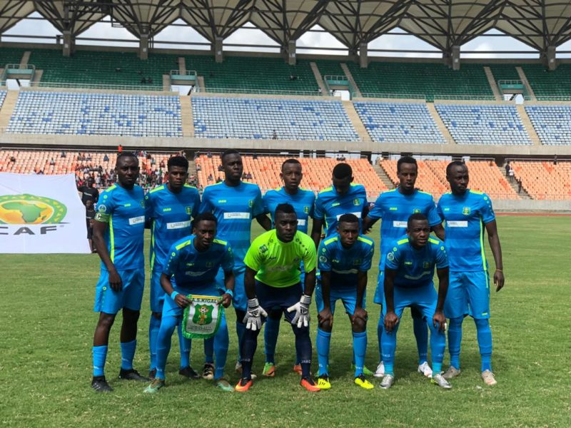 Rwanda's AS Kigali ejects Tanzanian club KMC #Uganda AS Kigali XI 800x600