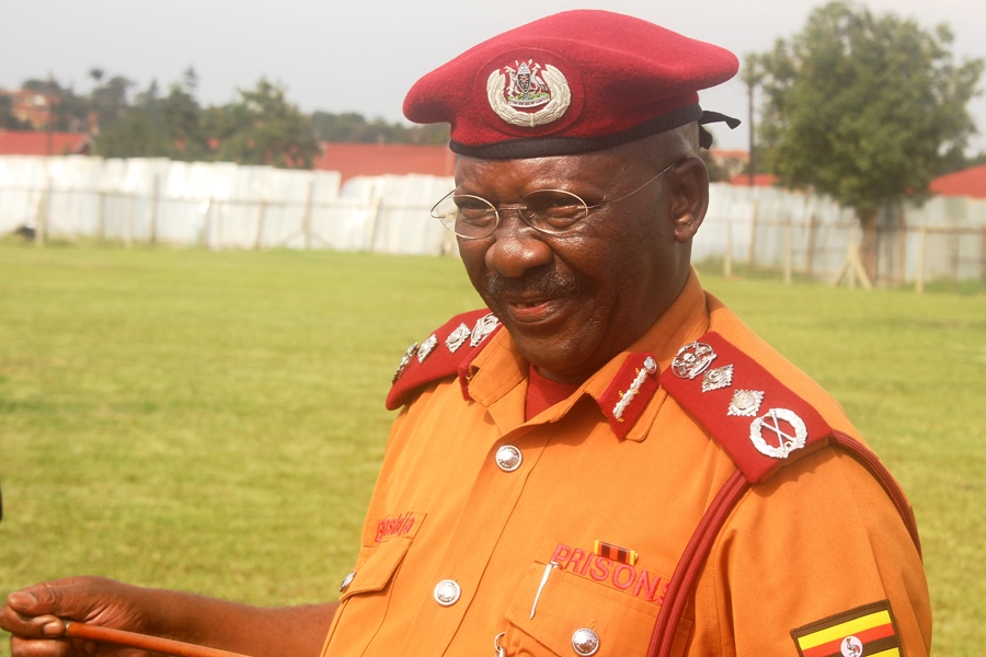 Commissioner General's Cup: Prison Academy and Training School clinch historic double #Uganda Commissioner General of Prisons Dr Johnson Byabashaija
