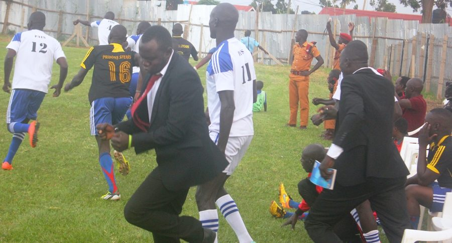 Commissioner General's Cup: Prison Academy and Training School clinch historic double #Uganda IMG 8187 900x484
