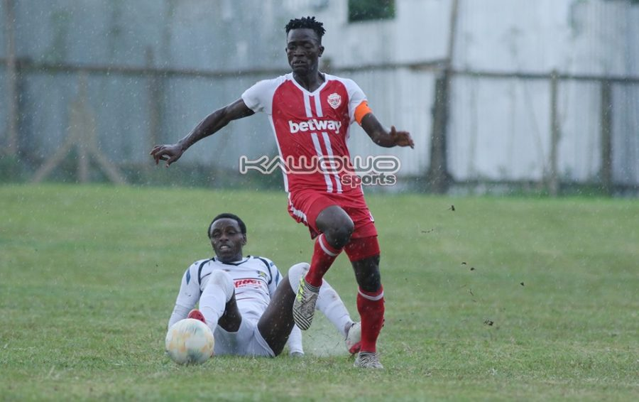 Express edge Mbarara City in five-goal thriller at Luzira #Uganda Dissan evade Byekwaso 900x566