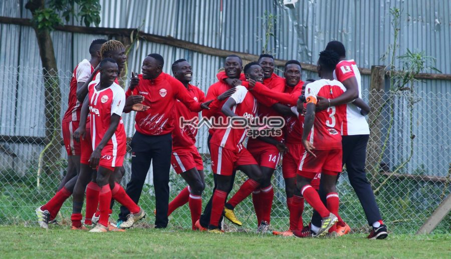 Express edge Mbarara City in five-goal thriller at Luzira #Uganda Express celebrations 900x518