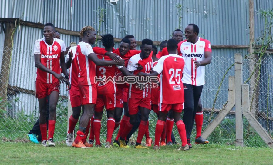 Express edge Mbarara City in five-goal thriller at Luzira #Uganda Ssimwogerere joined in celebrations 900x545