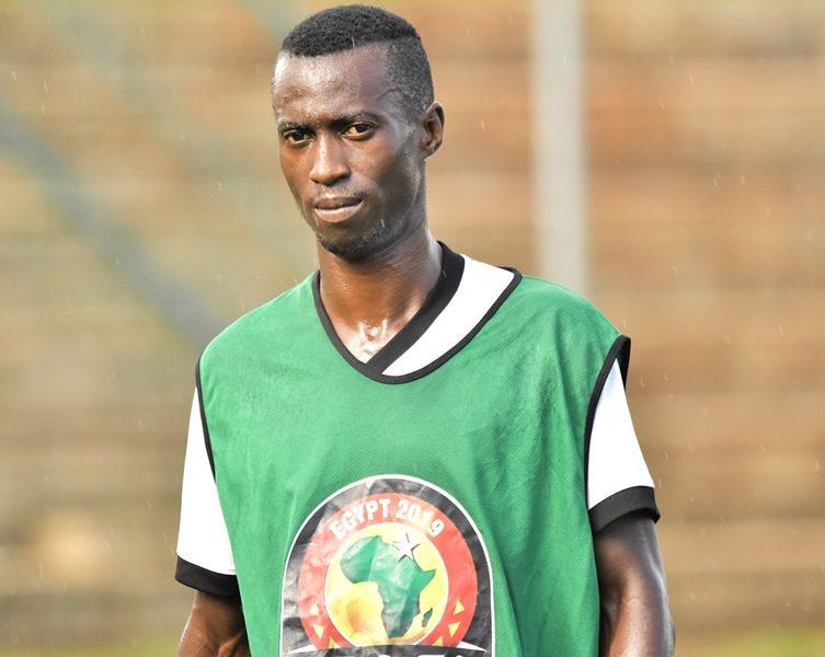 Ssozi humbled by Uganda Cranes display, eyes more national team caps #Uganda Yusuf Ssozi 753x600