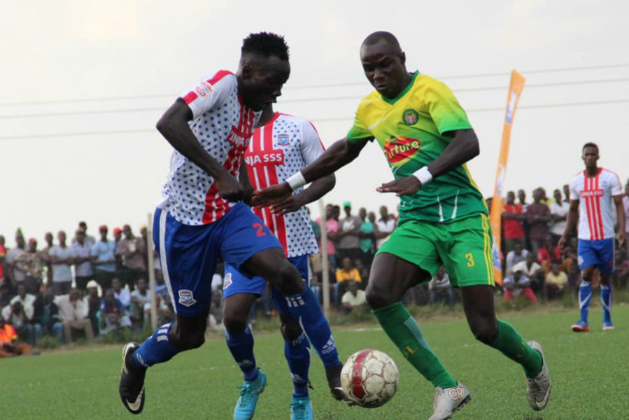 Busoga United earn bragging rights in Jinja derby #Uganda bul vs busoga united 899x600