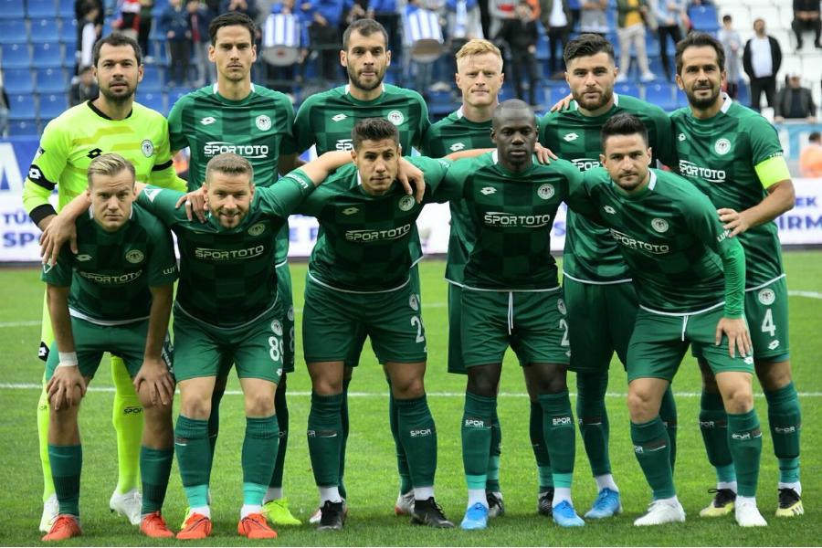 Farouk Miya Nets Double As Konyaspor Overwhelm Kasimpasa